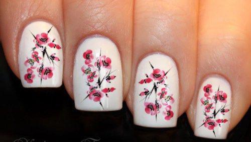 Cherry-Blossom-Spring-Nails-Art-Designs-Ideas-2019-1