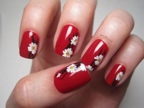 Cherry-Blossom-Spring-Nails-Art-Designs-Ideas-2019-18
