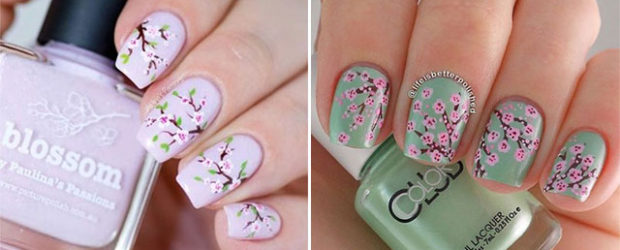 Cherry-Blossom-Spring-Nails-Art-Designs-Ideas-2019-F