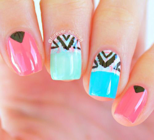 Spring-Gel-Nail-Art-Designs-Ideas-2019-6