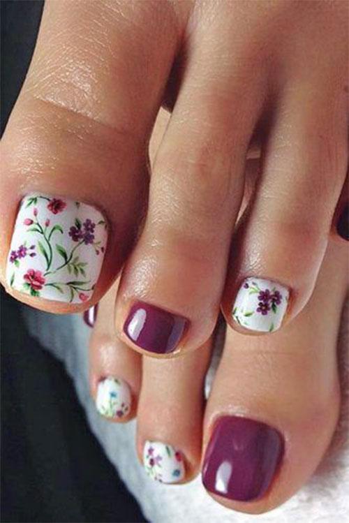 Spring-Toe-Nails-Art-Designs-Ideas-2019-6