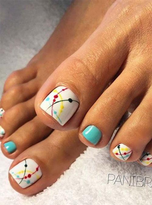 Summer-Toe-Nails-Art-Designs-Ideas-2019-2