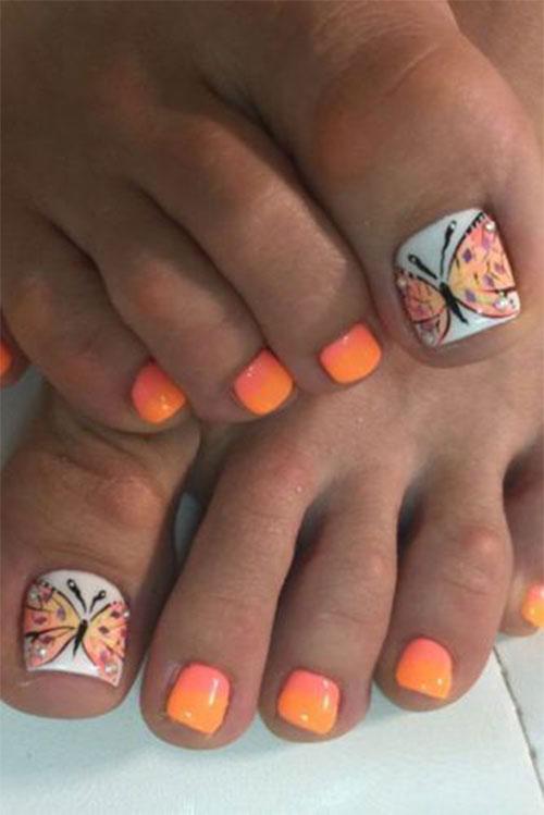 Summer-Toe-Nails-Art-Designs-Ideas-2019-3
