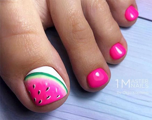 Summer-Toe-Nails-Art-Designs-Ideas-2019-6