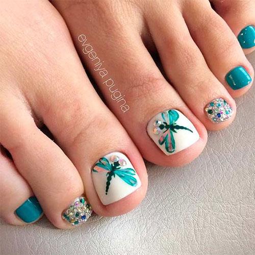 Summer-Toe-Nails-Art-Designs-Ideas-2019-8