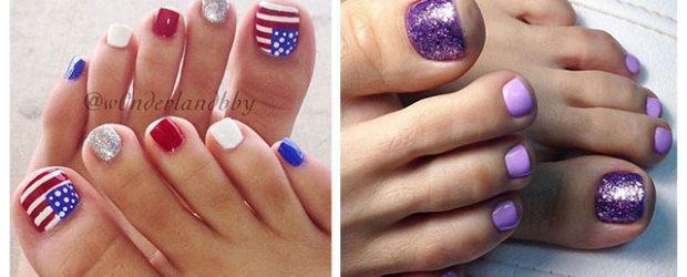4th-of-July-Toe-Nails-Art-Designs-Ideas-2019-F