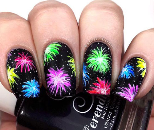 Amazing-4th-of-July-Fireworks-Nail-Art-Designs-Ideas-2019-9