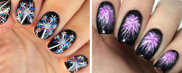 Amazing-4th-of-July-Fireworks-Nail-Art-Designs-Ideas-2019-F