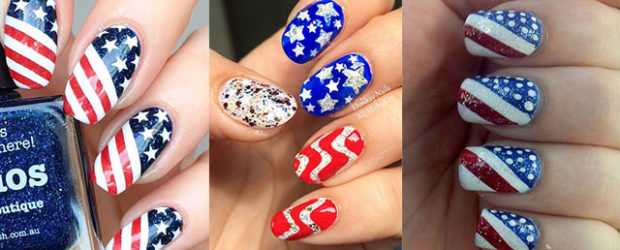 American-Flag-Nail-Art-Designs-Ideas-2019-4th-of-July-Nails-F