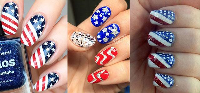 American-Flag-Nail-Art-Designs-Ideas-2019-4th-of-July-Nails-F