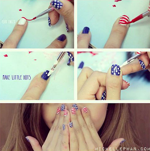 Step-By-Step-4th-of-July-Nails-Tutorials-For-Beginners-2019-1