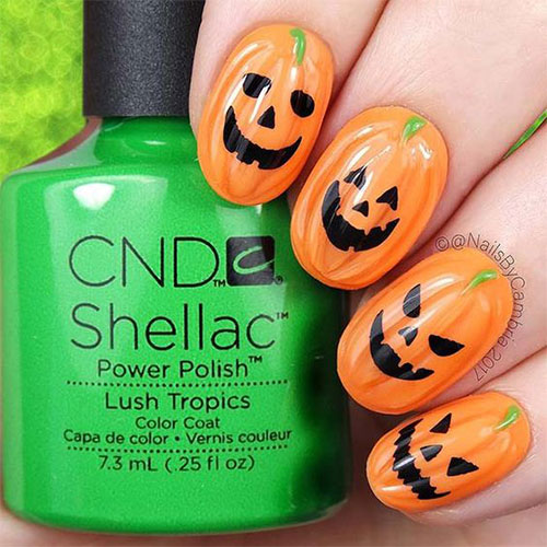 18-Easy-Halloween-Pumpkin-Nails-Art-Designs-Ideas-2019-11