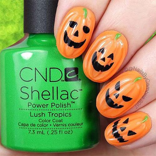 18-Easy-Halloween-Pumpkin-Nails-Art-Designs-Ideas-2019-11