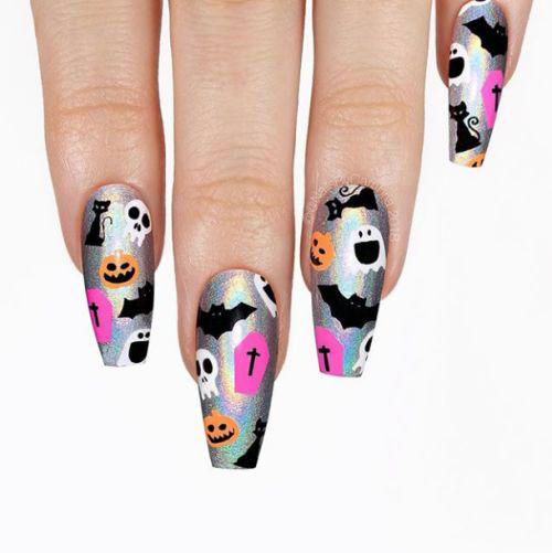 18-Easy-Halloween-Pumpkin-Nails-Art-Designs-Ideas-2019-12