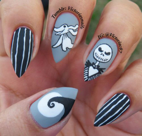30-Best-Halloween-Nails-Art-Designs-Ideas-2019-1