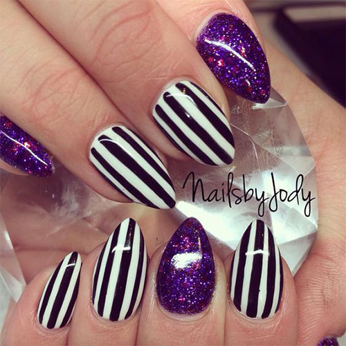 Easy-Simple-Halloween-Nails-Art-Designs-Ideas-2019-1