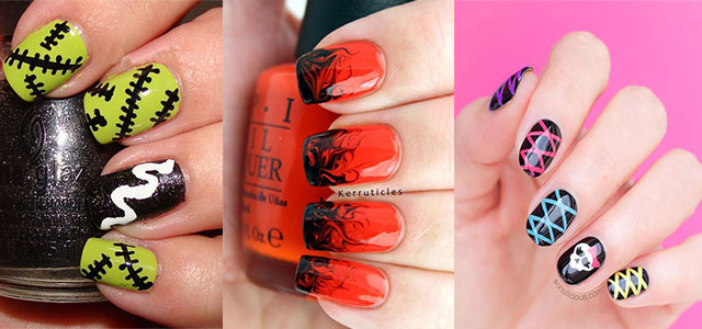 Easy-Simple-Halloween-Nails-Art-Designs-Ideas-2019-F