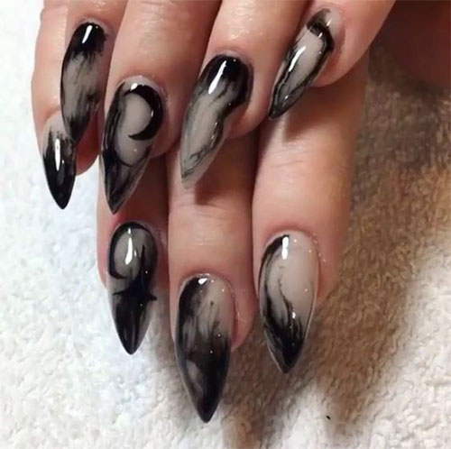 15-Halloween-Witch-Nails-Designs-Ideas-2019-11