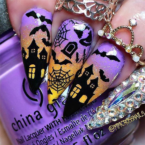 15-Halloween-Witch-Nails-Designs-Ideas-2019-9