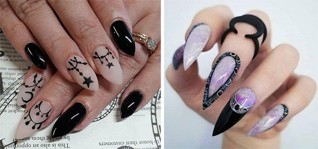 15-Halloween-Witch-Nails-Designs-Ideas-2019-F