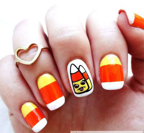 18-Halloween-Candy-Corn-Nails-Art-Designs-Ideas-2019-4