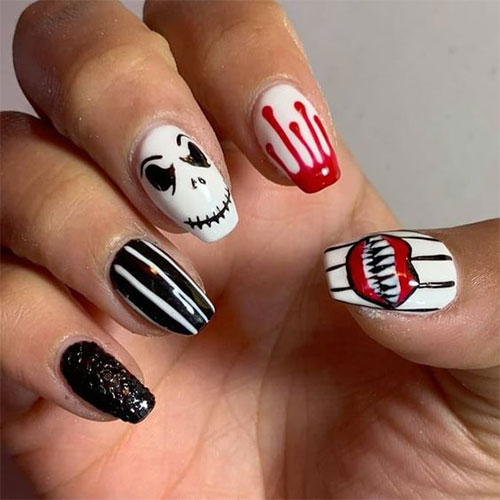 18-Scary-Halloween-Nails-Art-Designs-Ideas-2019-9
