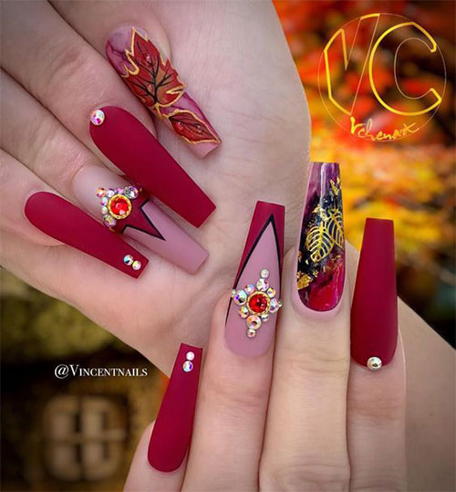3d-Halloween-Nails-Art-Designs-2019-1