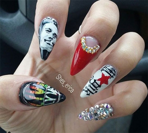 3d-Halloween-Nails-Art-Designs-2019-2