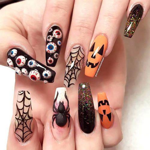 3d-Halloween-Nails-Art-Designs-2019-3