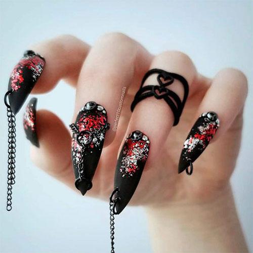 3d-Halloween-Nails-Art-Designs-2019-7