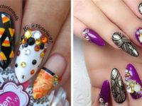 3d-Halloween-Nails-Art-Designs-2019-F