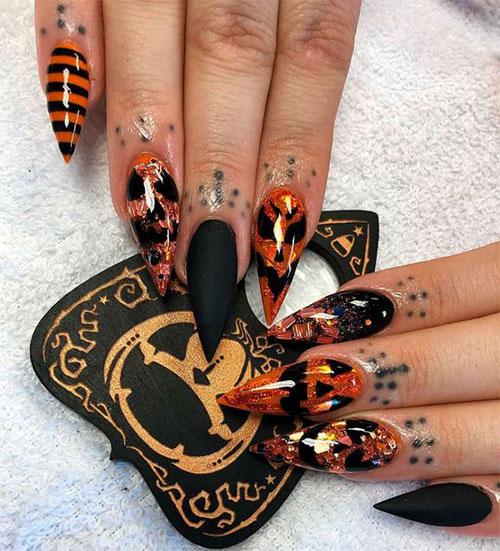 Halloween-Acrylic-Nails-Art-Designs-Ideas-2019-10