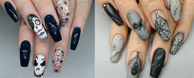 Halloween-Acrylic-Nails-Art-Designs-Ideas-2019-F