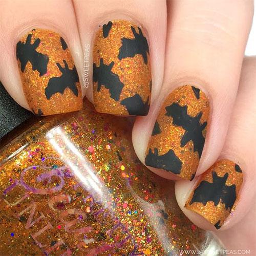 Halloween-Bat-Nails-Art-Designs-Ideas-2019-10