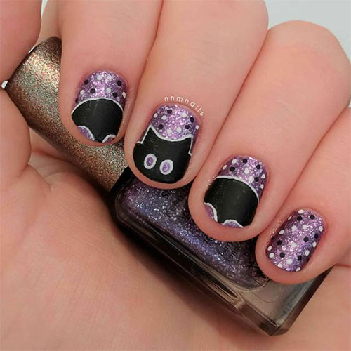 Halloween-Bat-Nails-Art-Designs-Ideas-2019-8