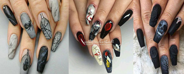 Halloween-Coffin-Nails-Art-Designs-Ideas-2019-F