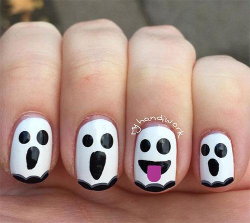 Halloween-Ghost-Nails-Art-Designs-Ideas-2019-2