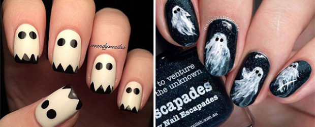 Halloween-Ghost-Nails-Art-Designs-Ideas-2019-F