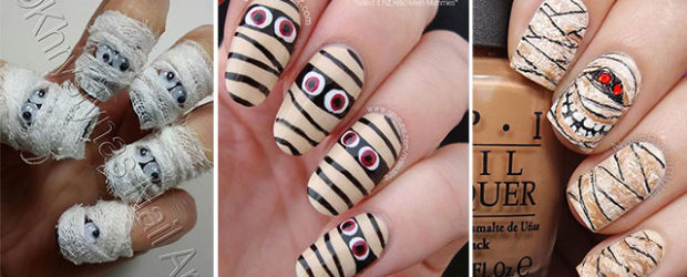 Halloween-Mummy-Nails-Art-Designs-Ideas-2019-F