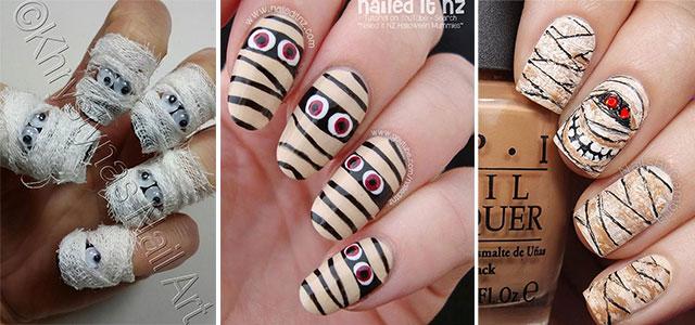 Halloween-Mummy-Nails-Art-Designs-Ideas-2019-F