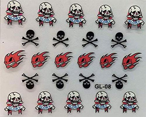 Halloween-Nails-Art-Stickers-Decals-2019-12