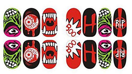 Halloween-Nails-Art-Stickers-Decals-2019-16
