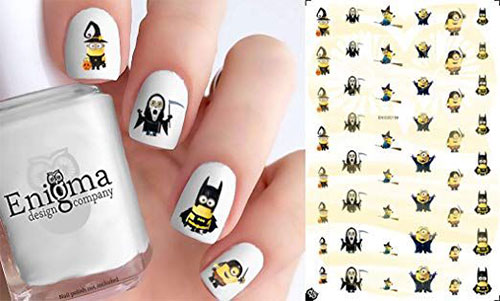 Halloween-Nails-Art-Stickers-Decals-2019-3