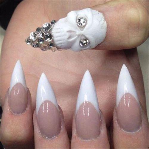 Halloween-Skull-Nails-Art-Designs-2019-18