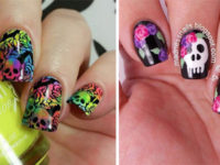 Halloween-Skull-Nails-Art-Designs-2019-F