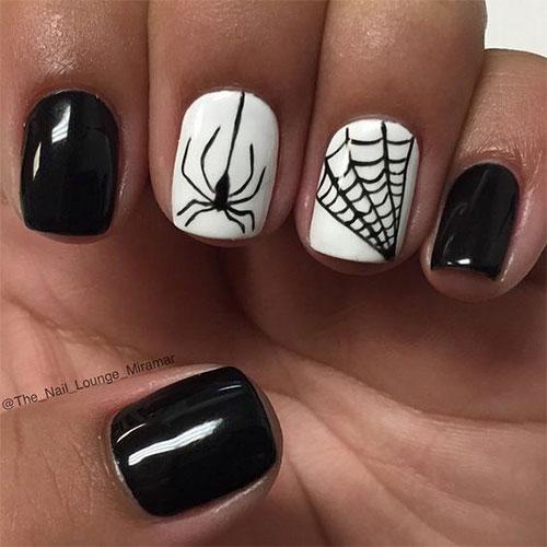Halloween-Spider-Nail-Art-Designs-2019-Spider-Web-Nails-10