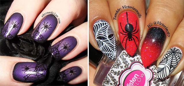 Halloween-Spider-Nail-Art-Designs-2019-Spider-Web-Nails-F