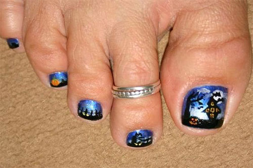 Halloween-Toe-Nails-Art-Designs-2019-7