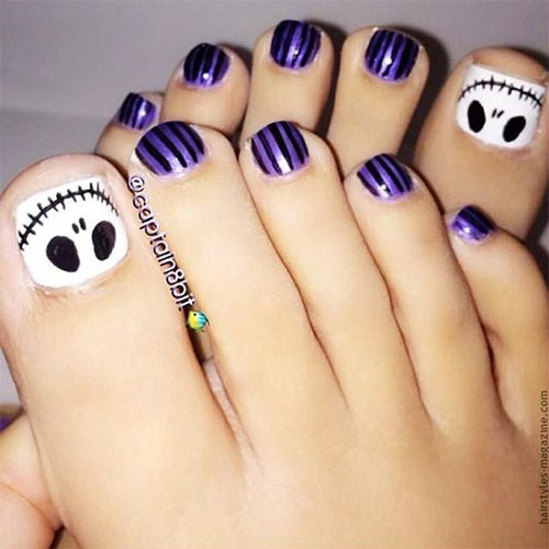 Halloween-Toe-Nails-Art-Designs-2019-8