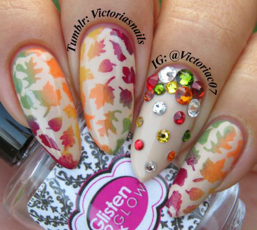 20-Fall-Autumn-Nail-Art-Designs-Ideas-2019-4